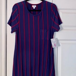 🔥 (NWT) LuLaRoe Carly Dress Size M
